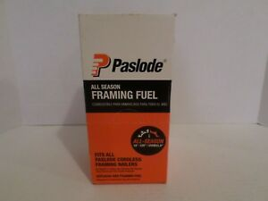 Lot Of 9 Paslode Framing Fuel Cells 816008 Cordless Red Orange Exp 6 28 2019