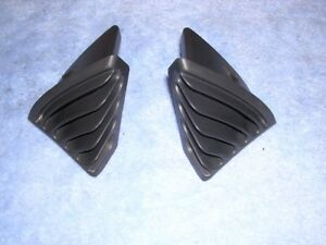 Ford Focus Dash Side Defrost Vents Gray 2000 2001 2002 2003 2004