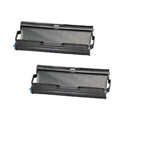 2pk Compatible Pc 501 Fax Ttr Cartridge For Brother Fax 575 pack Of 2