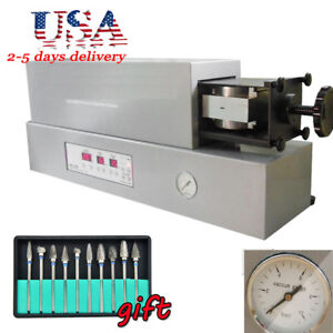 Dental Lab Auto Denture Injection Plastic Injection Molding System Machine Gift