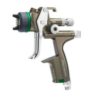 X5500 Hvlp Spray Gun 1 4 I W rps Cups Sat1061910 Brand New