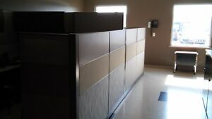 Allsteel Terrace 7 6 X 8 Office Cubicles Two Complete Offices