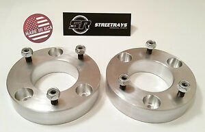 Streetrays 04 19 Ford F150 2 Front Leveling Lift Kit 4wd 2wd Strut Spacer