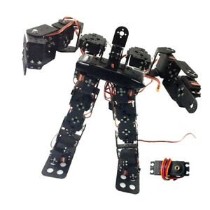 17 Degrees Of Freedom Classic Humanoid Dance Robot Bipedal Walking Robot