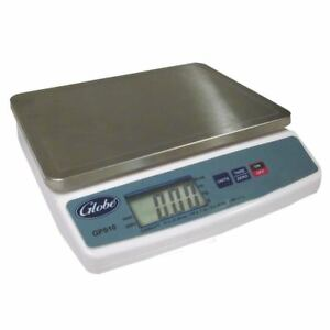 Globe Food Gps10 Digital 10 Lb Portion Control Scale