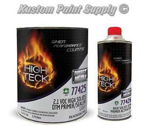 High Teck High Solids Dtm Primer Sealer Gray 2 1 Voc Kit 77425