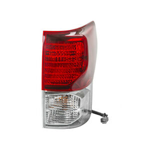 New Right Tail Light Fits Toyota Tundra Base Sr5 2010 2013 To2801183 81550 0c090