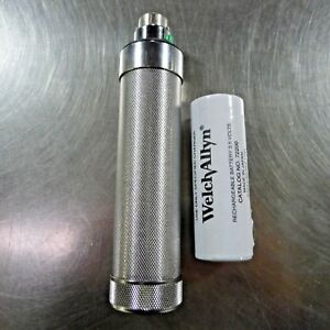 Welch Allyn 71670 Rechargeable Handle With 72200 Battery Used