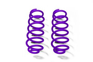 Sinbad Purple Rear Coil Springs For Jeep Wrangler Jk 07 18 With 4 Lift