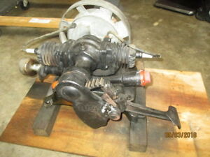 C1930s Eisemann Magneto Maytag Hit Miss Farm Engine Motor Running
