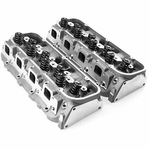 Speedmaster Pce281 2034 Big Block Chevy 396 Aluminum Cylinder Heads 305cc 119c