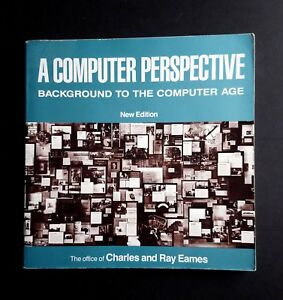 Computer Perspective Charles Ray Eames Book Computing History Graphic Design