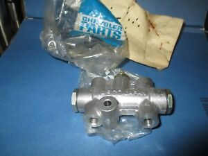 Dodge Colt Brake Proportioning Valve early 1970 s Models N o s Ma181423