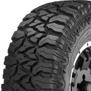 2 New Lt265 75r16 Goodyear Fierce Attitude M T Mud Terrain 10 Ply 265 75 16