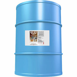Delux Rust Remover Plus 55 Gallons Model Rr 55