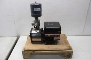 Grundfos Cmbe 10 54 98548118 200 240v 2 Hp Water Booster Pump