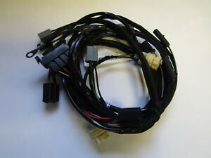 Mopar 71 Charger Headlight Wiring Harness With Hidden Headlights 1971 New