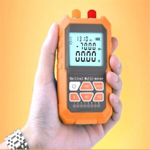 3 In 1 Optical Power Meter Visual Fault Locator Network Cable Test Optical Fiber