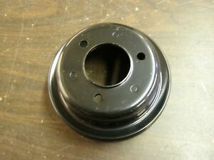 New Repro Ford 1966 1967 1968 Mustang Fairlane Galaxie Crank Pulley 289 302ci Ac