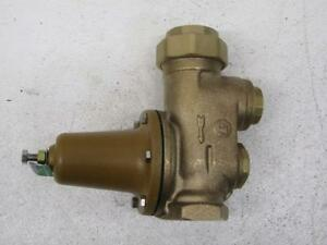 Watts 2lf25aub z3 2 In 50 Psi Water Pressure Reducing Valve W Ss Strainer