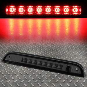 For 07 17 Jeep Patriot Led Third 3rd Tail Brake Light Stop Parking Lamp Smoked