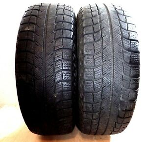 Michelin X ice Snow Tires 185 65 R14 Excellent Condition