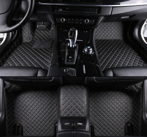 For Mitsubishi Eclipse Cross 2018 2019 Custom Made Car Floor Mats