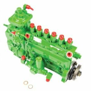 Remanufactured Fuel Injection Pump John Deere 4755 6076 Re29298