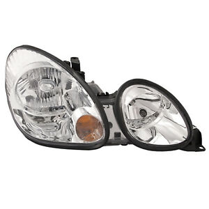 98 05 Fits Lexus Gs300 400 430 Halogen Headlight Headlamp Passenger Side