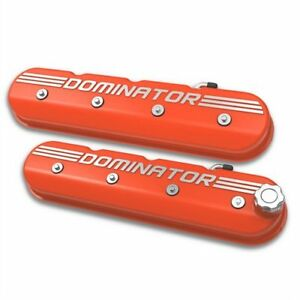 Holley 241 162 Ls Valve Covers Fits Gm Ls1 Ls2 Ls3 Ls6 Ls7 Engines Tall Style