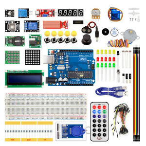 Rfid Starter Learning Kit For Arduino Uno R3 Upgraded Version Servo Processing