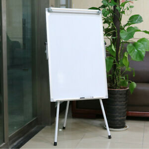 36x24 Magnetic Portable White Board Dry Erase Easel Display Whiteboard Stand