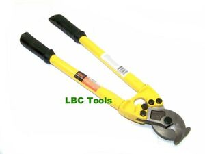 18 450 Mm Cable Cutter Wire Cutter Electrical Copper Aluminum Cable Cutter Tool