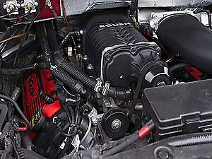 Roush Performance 421435 Phase 2 Supercharger Kit 2011 14 Ford F 150 5 0l R2300