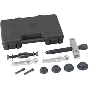 Otc Tools 4520 Differential Side Bearing Puller Includes 4 Step Plate Adapters