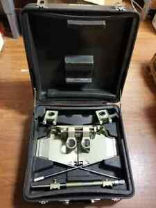 Used Wild Heerbrugg St4 Mirror Stereoscope With Case Swiss Made