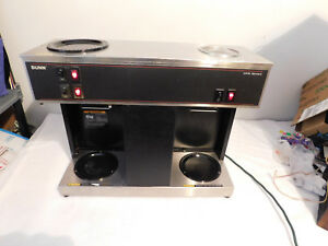 Bunn Coffee 3 Pot Warmer Model Vps Bunn o matic Commerical Works