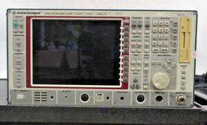 Rohde Schwarz Fseb 20 Spectrum Analyzer