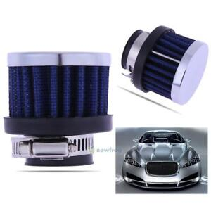 25mm Car Vehicle Cold Air Intake Filter Cleaner Turbo Vent Crankcase Breather
