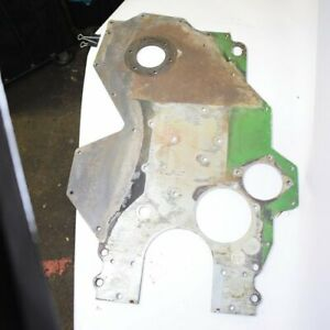 Used Timing Gear Cover John Deere 7400 9400 7700 9860 Sts 9200 9750 Sts 9300