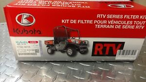 Kubota Rtv x900 Maintenance Kit