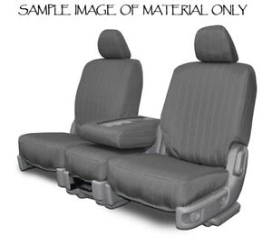 Custom Fit Canvas Seat Covers For Geo Tracker