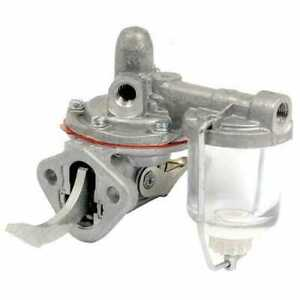 Fuel Lift Transfer Pump Compatible With Massey Ferguson 1130 410 1100 Super 90