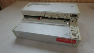 Linear Laboratory Strip Chart Recorder Cp259