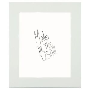 American Made Rayne Delta White Dry Erase Board