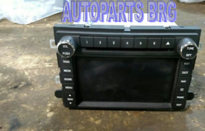2010 Ford Edge Expedition E150 F250 Truck Navigation Gps Radio Dvd Cd Player Oem