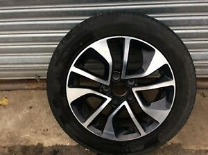 13 14 15 Honda Civic Wheel Rim 16x6 1 2j W Starfire Tire 205 55r16 16 R P