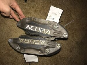 2005 2012 Acura Rl Left And Right Pair Front Brake Calipers