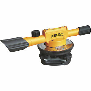 Johnson Level Tool 22x Builders Level 40 6900