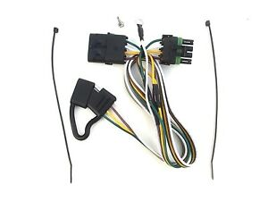 95 99 Tahoe Trailer Hitch Wiring Harness Towing 4 Way Wire Adapter T Connector